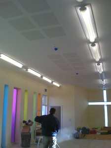 Windows and new lights