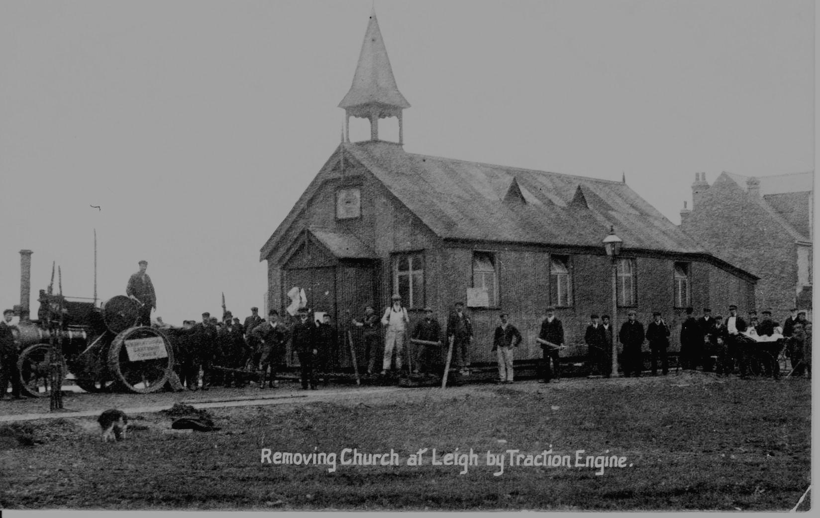 Old Chapel 1897