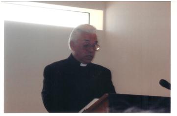 Rev Stan Hamberger